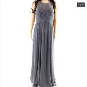 Lauren Ralph Lauren Gray Gown